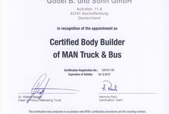 man-zertifikat